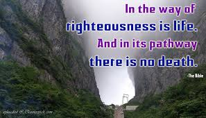 righteous-quote