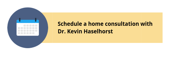 schedule with Dr. Kevin Haselhorst palliative care